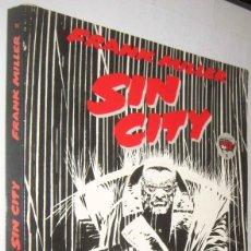 Cómics: SIN CITY - FRANK MILLER - ILUSTRADO. Lote 287237058