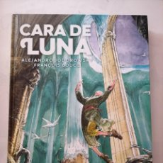 Cómics: CARA DE LUNA . EDICION INTEGRAL .TAPA DURA .JODOROWSKY-FRANCOIS BOUCQ. NORMA .. Lote 287393248