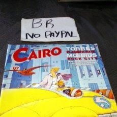 Cómics: CAIRO 67 NORMA EDITORIAL. Lote 287655848