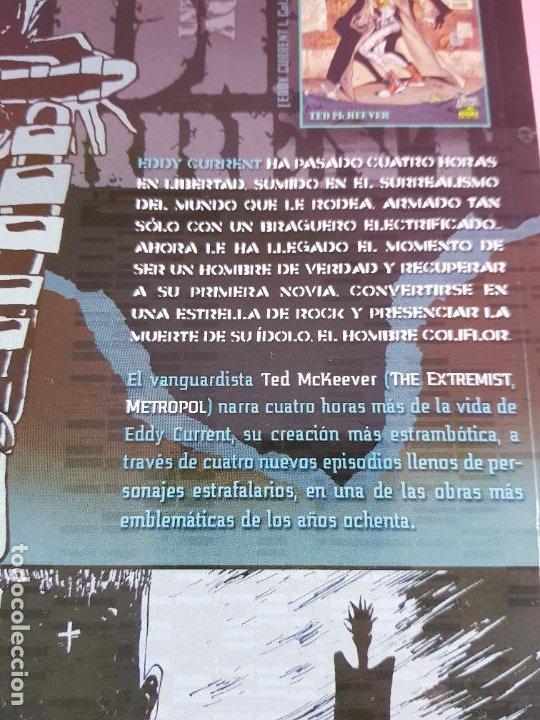 Cómics: COMIC-EDDY CURRENT2-TED MCKEEVER-EL DÍA DESPUÉS-NORMA EDITORIAL-2006-EXCELENTE-COLECCIONISTAS - Foto 4 - 287783198