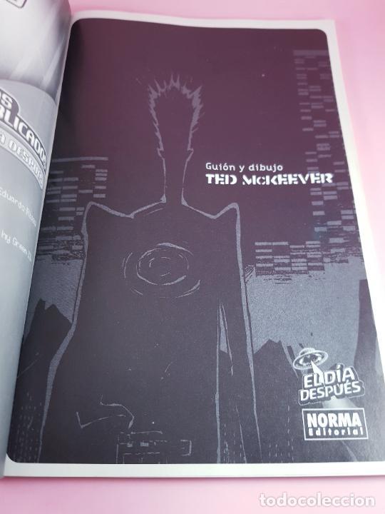 Cómics: COMIC-EDDY CURRENT2-TED MCKEEVER-EL DÍA DESPUÉS-NORMA EDITORIAL-2006-EXCELENTE-COLECCIONISTAS - Foto 6 - 287783198