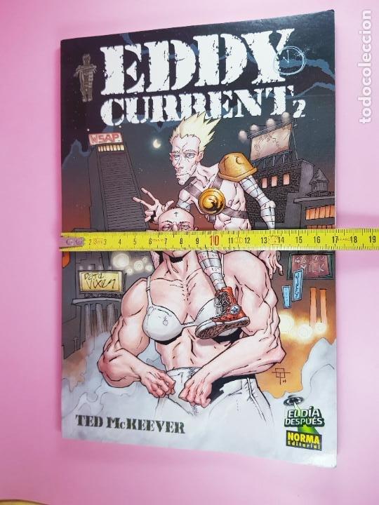 Cómics: COMIC-EDDY CURRENT2-TED MCKEEVER-EL DÍA DESPUÉS-NORMA EDITORIAL-2006-EXCELENTE-COLECCIONISTAS - Foto 18 - 287783198