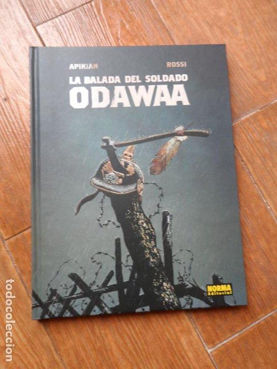 LA BALADA DEL SOLDADO ODAWAA - NORMA TAPA DURA (Tebeos y Comics - Norma - Comic Europeo)