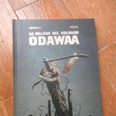 Cómics: LA BALADA DEL SOLDADO ODAWAA - NORMA TAPA DURA. Lote 287918593