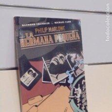 Cómics: LA HERMANA PEQUEÑA PHILIP MARLOWE DE RAYMOND CHANDLER - NORMA. Lote 287935928