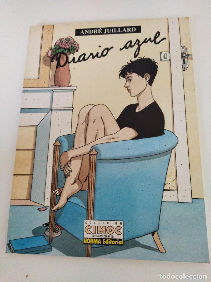 CIMOC EXTRA COLOR N°. 131 DIARIO AZUL. JUILLARD (Tebeos y Comics - Norma - Cimoc)