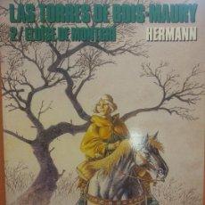 Cómics: LAS TORRES DE BOIS MAURY. 2/ ELOISE DE MONTGRI. HERMANN. COLECCION CIMOC Nº 79. NORMA EDITORIAL. Lote 288031373
