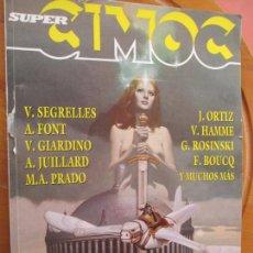 Cómics: SUPER CIMOC - Nº 2 - NORMA EDITORIAL - VER DESCRIPCIÓN.. Lote 288059468