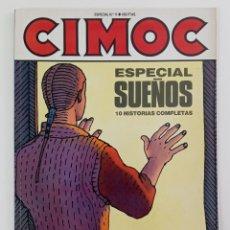 Cómics: CIMOC ESPECIAL SUEÑOS Nº11. Lote 288078163