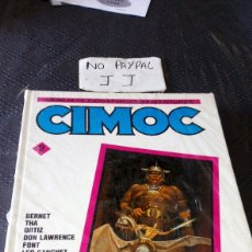 Cómics: RETAPADO CIMOC 2 INCLUYE NÚMERO 19 / 20 / 21 TAPA DURA. Lote 288169803
