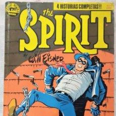 Cómics: THE SPIRIT Nº 9, 10, 11 Y 12 RETAPADOS - NORMA EDITORIAL. Lote 288197048