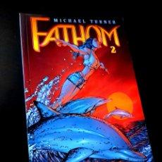 Cómics: DE KIOSCO FATHOM 2 MICHAEL TORNER NORMA EDITORIAL. Lote 288463773