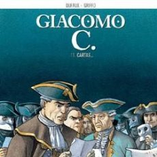Cómics: GIACOMO C.( DUFAUX & GRIFFO) Nº11 : CARTAS..... Lote 288539598