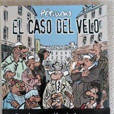 Cómics: EL CASO DEL VELO - PÉTILLON. Lote 288540713