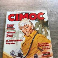 Cómics: CIMOC Nº 86, EDITORIAL NORMA. Lote 288542638