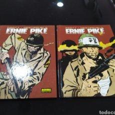 Cómics: ERNIE PIKE. TOMOS 1 Y 2 (DE 5). PRATT, OESTERHELD. Lote 288546778