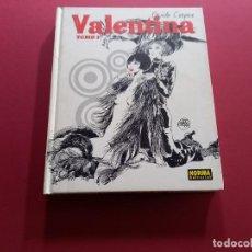 Cómics: VALENTINA - TOMO 3 - GUIDO CREPAX - NORMA. Lote 288607463