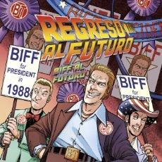 Cómics: CÓMICS. REGRESO AL FUTURO 8. BIFF AL FUTURO - GALE / FRIDOLFS / ROBINSON / CASTRO (CARTONÉ). Lote 288921518