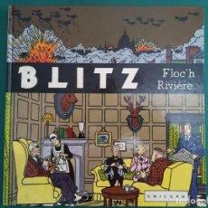 Cómics: BLITZ - FLOC'H / RIVIÉRE. Lote 288958813