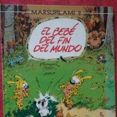 Cómics: EL BEBÉ DEL FIN DEL MUNDO. MARSUPILAMI 2. FRANQUIN BATEM GREG. NORMA EDITORIAL LOS ALBUMES DE CAIRO.. Lote 288966823