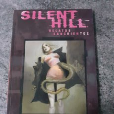 Cómics: RELATOS SANGRIENTOS - SILENT HILL - MADE IN HELL N°33 - NORMA EDITORIAL. Lote 288998783