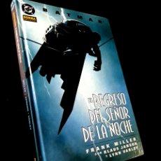 Cómics: MUY BUEN ESTADO BATMAN EL REGRESO DEL SEÑOR DE LA NOCHE FRANK MILLER NORMA. Lote 289227663