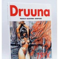 Cómics: DRUUNA 2. PAOLO ELEUTERI SERPIERI. Lote 289311318