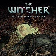 Cómics: THE WITCHER 5 RECUERDOS EVANESCENTES. Lote 289335473