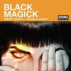 Cómics: BLACK MAGICK 3 LA ASCENSION I. Lote 289336148