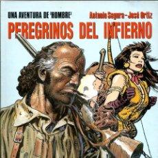 Cómics: JOSE ORITZ - HOMBRE 6 - PEREGRINOS DEL INFIERNO - NORMA 1995 1ª ED. - COL. CIMOC EXTRA COLOR Nº 119. Lote 289356113