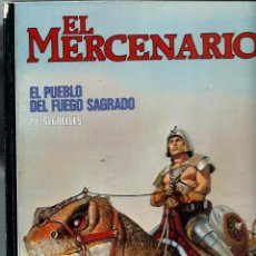 Cómics: V. SEGRELLES - EL MERCENARIO Nº 1 - EL PUEBLO DEL FUEGO SAGRADO - NORMA 1988 COL CIMOC PRESENTA Nº 1. Lote 289356713