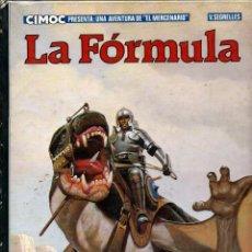 Cómics: V. SEGRELLES - EL MERCENARIO Nº 2 - LA FORMULA - NORMA 1983 1ª EDICION, COL CIMOC PRESENTA Nº 2. Lote 289356808