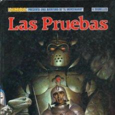 Cómics: V. SEGRELLES - EL MERCENARIO Nº 3 - LAS PRUEBAS - NORMA 1984 1ª EDICION, COL CIMOC PRESENTA Nº 5. Lote 289356933