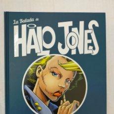 Cómics: LA BALADA DE HALO JONES, DE ALAN MOORE E IAN GIBSON. Lote 289605313