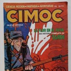 Cómics: CIMOC NÚMERO 8. JACQUES TARDI. Lote 289742423