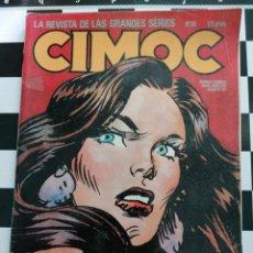 Cómics: CIMOC. Lote 289860553
