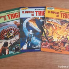Cómics: EL IMPERIO DE TRIGAN 1 A 3 - DON LAWRENCE - NORMA CIMOC EXTRA COLOR. Lote 289865973