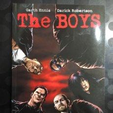 Cómics: THE BOYS N.1 LAS REGLAS DEL JUEGO DE GARTH ENNIS WILDSTORM ( 2007/2013 ). Lote 289868248