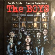 Cómics: THE BOYS N.3 BUENO PARA EL ALMA DE GARTH ENNIS DYNAMITE ENTERTAINMENT ( 2007/2013 ). Lote 289869163