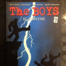 Cómics: THE BOYS N.9 EL TIOVIVO DE GARTH ENNIS ( 2007/2013 ). Lote 289874058