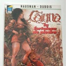 Cómics: LAÏYNA: LA FORTALEZA DE PIEDRA - HAUSMAN / DUBOIS. Lote 289878793