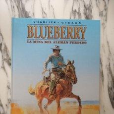 Cómics: BLUEBERRY - LA MINA DEL ALEMÁN PERDIDO - CHARLIER Y GIRAUD - N°1 - NORMA EDITORIAL - 2002. Lote 289908968