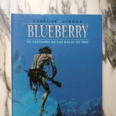 Cómics: BLUEBERRY - EL FANTASMA DE LAS BALAS DE ORO - CHARLIER Y GIRAUD - N°2 - NORMA - 2002. Lote 289909258