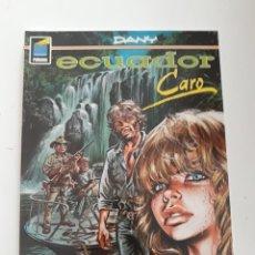 Cómics: ECUADOR 1. CARO - DANY. Lote 290025808