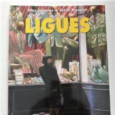 Cómics: LIGUES - CABANES / BRASQUET. Lote 290026838