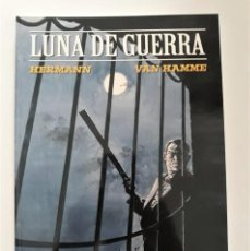 Cómics: LUNA DE GUERRA - HERMANN / VAN HAMME. Lote 290027698