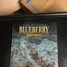 Cómics: BLUEBERRY T49: APACHES, DE JEAN GIRAUD. Lote 290113553