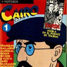 Fumetti: CAIRO-1 (NORMA, 1981). Lote 290289258