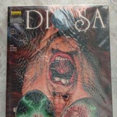Cómics: DIOSA (GARTH ENNIS) NORMA EDITORIAL. Lote 290371323