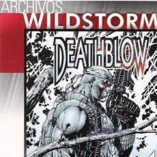 Cómics: ARCHIVOS WILDSTORM DEATHBLOW Nº 01: SANTOS Y PECADORES. Lote 290516368